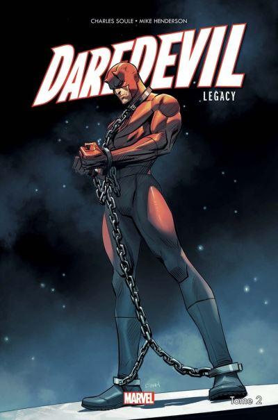 Daredevil Legacy (2018) T02 - Peur sur la ville - 9782809483246 - 11,99 €