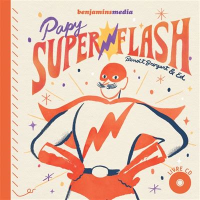 Papy superflash (+cd)