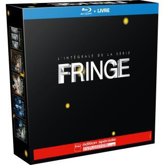 FringeFRINGE S1-S5-FR-20BLURAY