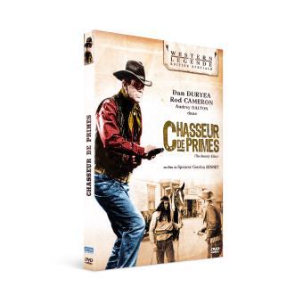 Le chasseur de primes DVD