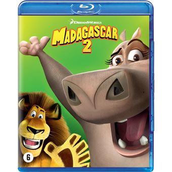 Madagascar 2-BIL-BLURAY