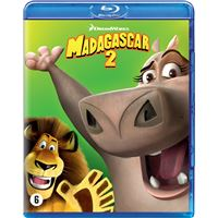 MADAGASCAR 2-BIL-BLURAY