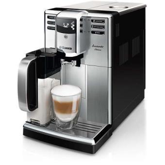 Machine espresso super automatique Philips Saeco Incanto HD8921/01 1,8L 1850W Acier inoxydable et noir