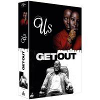 Coffret Peele 2 Films DVD