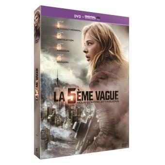 La 5e vagueLa 5ème vague DVD + UV