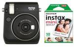 FJI Appareil Photo Instantané Fujifilm Instax Mini 70 Noir + ...