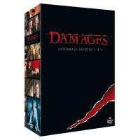Damages - Coffret intégral des Saisons 1 à 5 - DVD