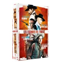 Les légendes de l'ouest Coffret DVD