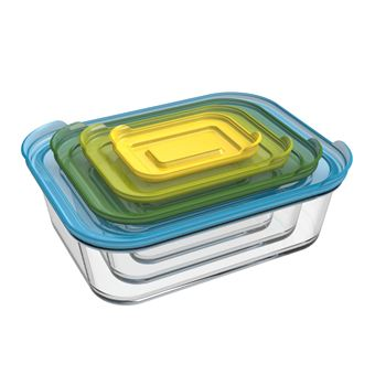 Joseph Joseph Nest Glass Storage Set