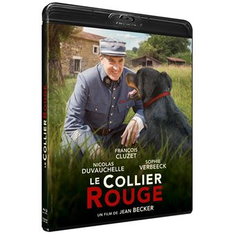 Le Collier rouge Blu-ray