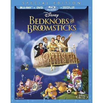 W/dvd / spec ac3 /bedknobs and broomsticks 2pc /fr gb sp/st