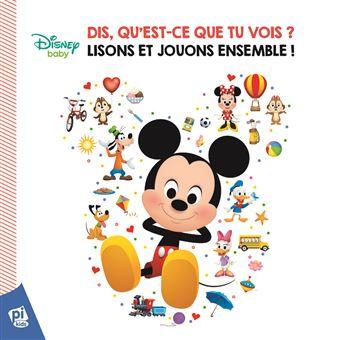 Mickey Tome 1 Disney Baby Mon Cherche Et Trouve Imagier