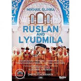 Ruslan and Lyudmila - 2DVD