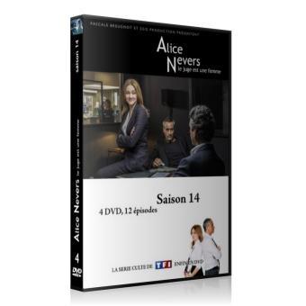 Alice Nevers : le juge est une femmeAlice Nevers : le juge est une femme Saison 14 DVD