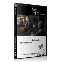 Alice Nevers : le juge est une femme Saison 14 DVD