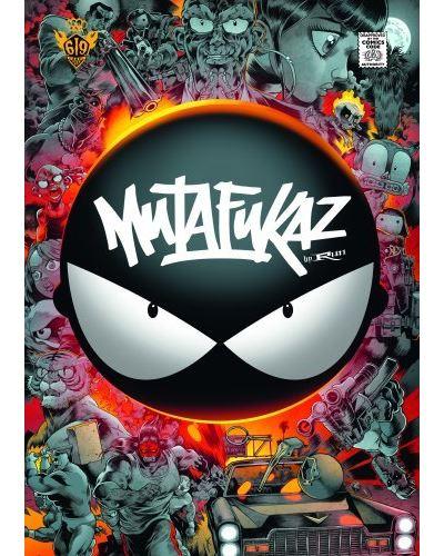Mutafukaz - L'intégrale : Mutafukaz