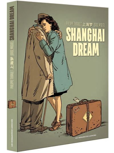 Shanghai Dream - Coffret T1+2
