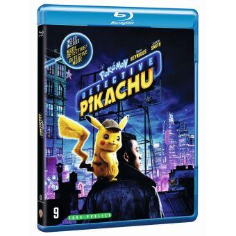 Les PokémonPokémon Détective Pikachu Blu-ray