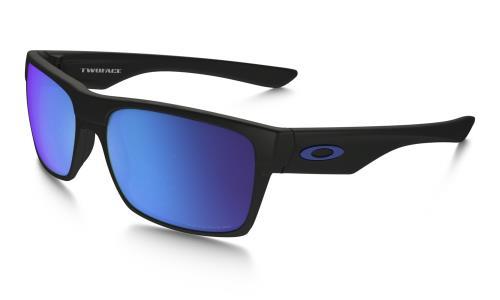 Lunettes de soleil à verres polarisants Oakley Twoface Noire et bleue -  Lunettes - Equipements sportifs   fnac 162b2d3a4a50