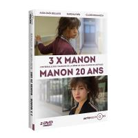 3 FOIS MANON/MANON 20 ANS-2DVD-FR
