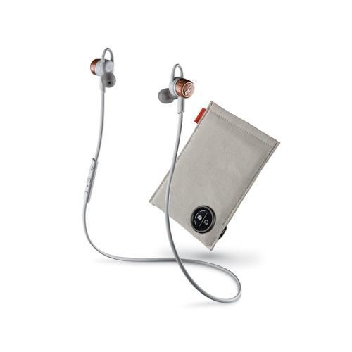 Casque Intra-auriculaire Plantronics BackBeat Go 3 Gris Cuivré avec Etui de chargement