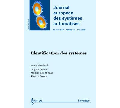 Identification des systemes journal europeen des systemes au