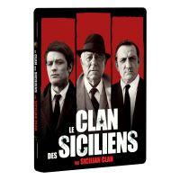 Le Clan des Siciliens Boîtier Métal Exclusivité Fnac Blu-ray