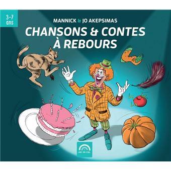 CHANSONS & CONTES ' REBOURS