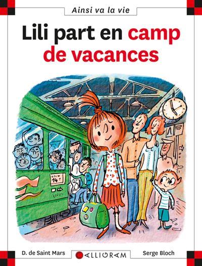 Max et Lili - Tome 80 : Lili part en camp de vacances