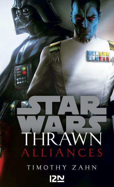 Star Wars - Thrawn : Alliances - 9782823872521 - 9,99 €
