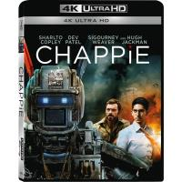 Chappie Blu-ray 4K Ultra HD
