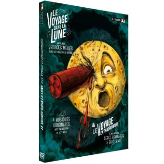 Le Voyage Extraordinaire Blu-ray