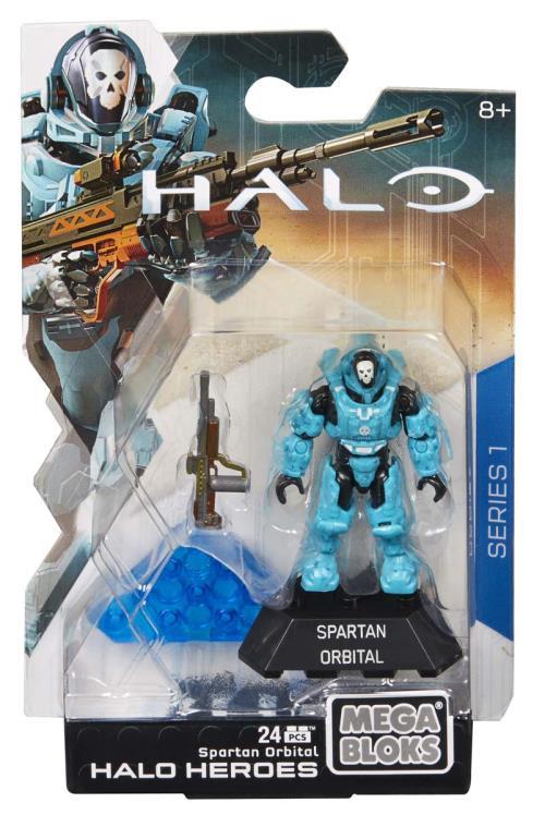 Figurine Mega Bloks Heroes Heroes Figurine Halo Halo rCoedBx