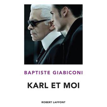 """Résultat de recherche d'images pour """"""""Karl et moi"""" de Baptiste Giabbiconi"""""""