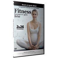 Fitness enceinte et après bébé DVD