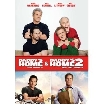 DADDY'S HOME 1&2 BOX-BIL