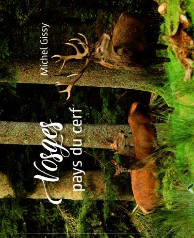 Vosges, pays du cerf