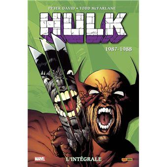 HulkL'intégrale, 1987-1988