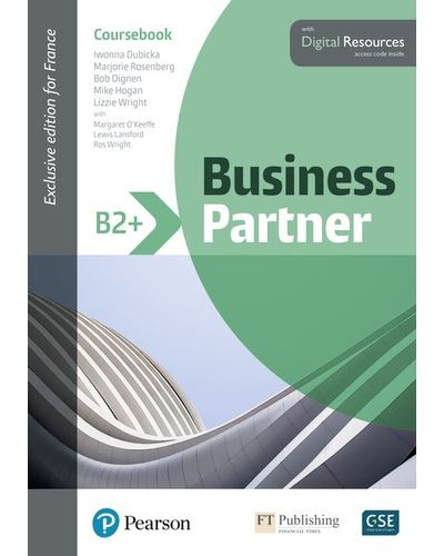 Business Partner niveau B2+ Coursebook