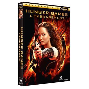 Hunger GamesHunger Games - L'embrasement DVD
