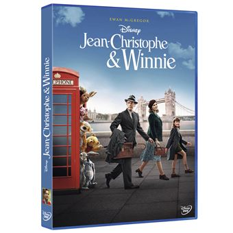 Winnie l'OursonJean-Christophe et Winnie DVD