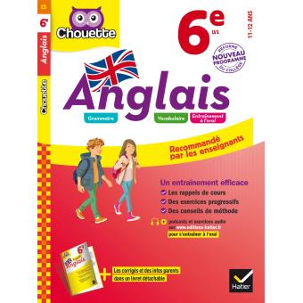 Anglais Lv1 6eme Cycle 3 Niveau A1 A2 Workbook