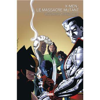 MarvelLe massacre mutant