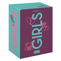 Girls Saisons 1 à 6 DVD