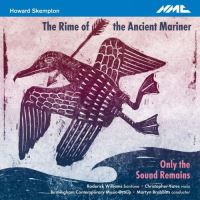 Rime of the ancient mariner/only the sound remains