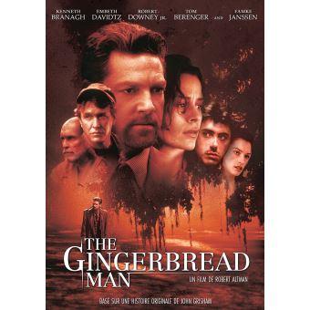 The Gingerbread Man DVD