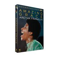 Amazing Grace : Aretha Franklin DVD