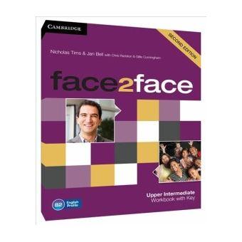 FACE 2 FACE UPPER INTERMEDIATE WORKBOOK WITH KEY - 2/E