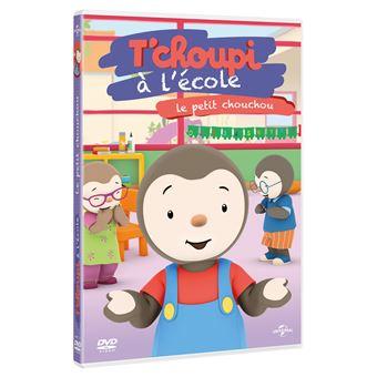 T'choupi à l'écoleT'choupi à l'école Saison 5 Volume 4 : Le petit Chouchou DVD