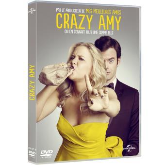 Crazy Amy DVD